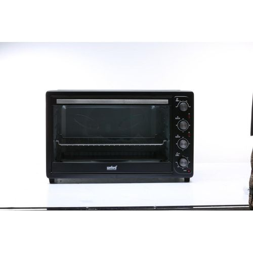 SANFORD ELECTRIC OVEN 80.0 LITRE 2200 WATTS