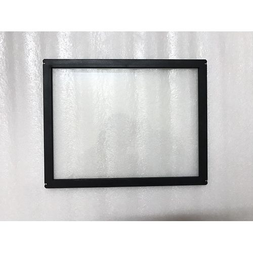 15inch 4point Infrared Touch Screen For Outdoor, Water Proof IP65. Use For POS Machine, Outdoor Express Cabinet, ATM Equipment, The Frame With Glass ,carton Packing