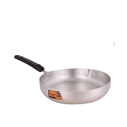 Fry Pan//Silver