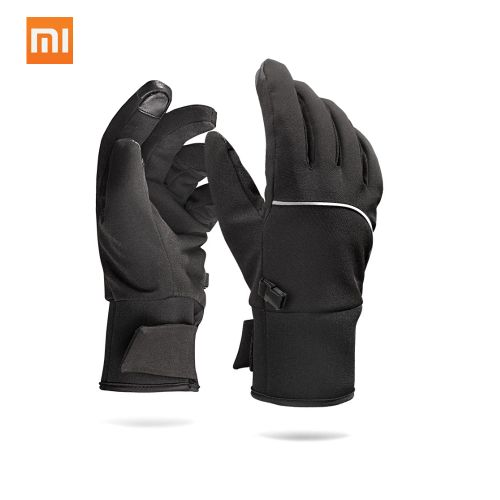 New Version Xiaomi Mijia Qimian Touch Screen Gloves Winter A