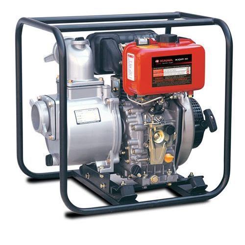 4 Inches Diesel Water Pump