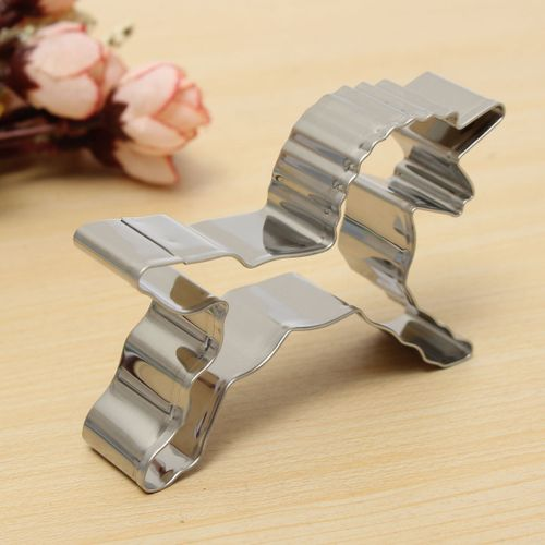 Unicorn Horse Cookies Cutter Mold Cake Biscuit Pastry Baking Mould