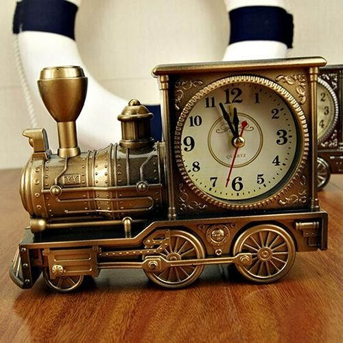 Children Room Alarm Clock Creative Clock Of Bedroom