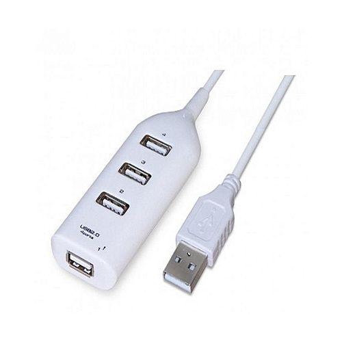 Generic Multiple USB Hub - Black