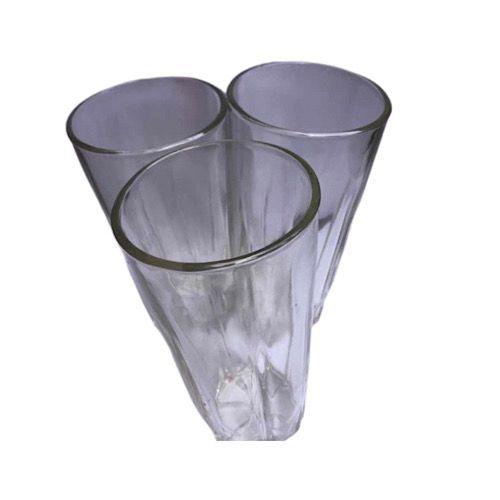 3 Pcs Glass Cups / Breakable Tumbler