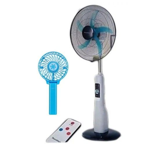 Rechargeable Standing Fan 18 With Remote