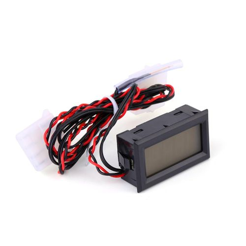 LED LCD Screen Digital Temperature Meter -50°C - 70°C Gauge Thermometer Sensor Green