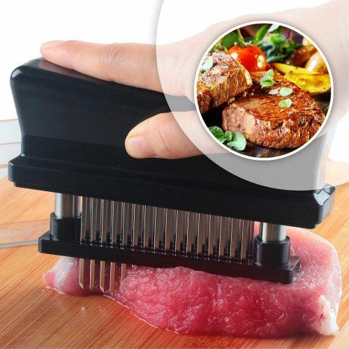 Stainless Steel Chicken Blade Meat Tenderizer Knives Steak