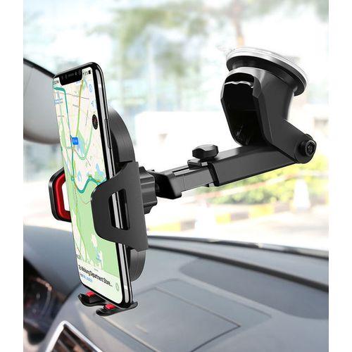 360 Degree Rotation Car Dashboard Mobile Phone Holder –Black