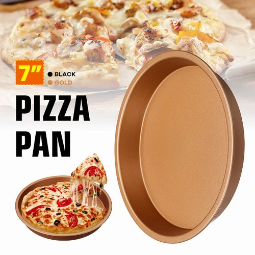 "7"" Pizza Pan For Air Fryer Accessories Healthy Airfryer Baking Set 3.2QT-6.8QT"