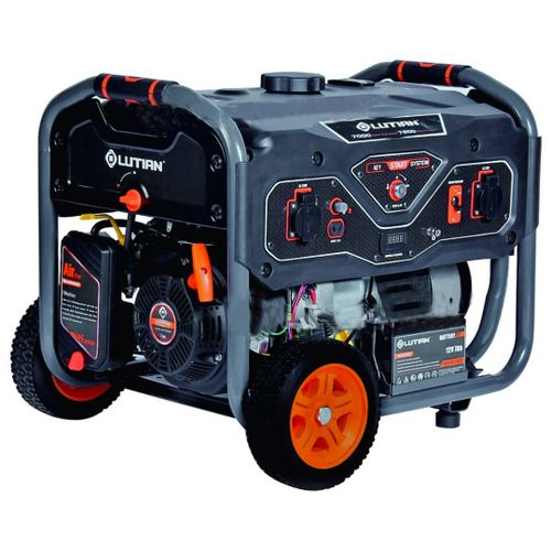 10KVA Electric Starting Professional Gasoline Generator With Remote Control