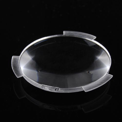 1Pair 25*45MM Replacement Virtual Reality Lens For Google Cardboard 3D VR Glasses