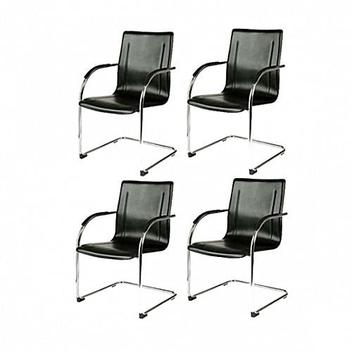 Ultimate Conference Visitor Office Chair - 4pcs
