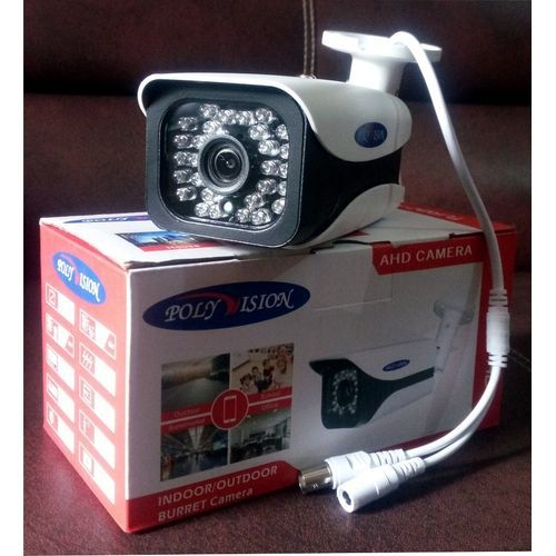 2.0 Mega Pixel AHD Metal Casing Indoor/Outdoor Bullet CCTV Camera With 3.6mm Lens(Day & Night Vision,Internet Ready!).White