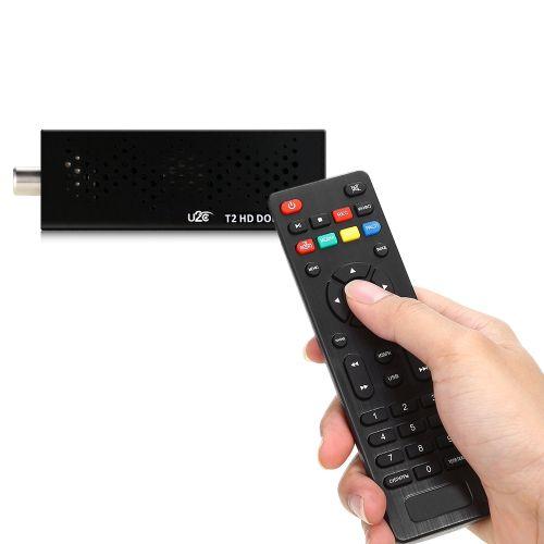 DVB T2 U2C T2 HD Stick TV Remote Control MSTAR7T01 + RT836 Ship
