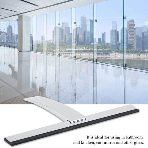 Window Cleaner Brush Glass Wiper Cleaner Squeegee Bathroom Mirror Brush Tool