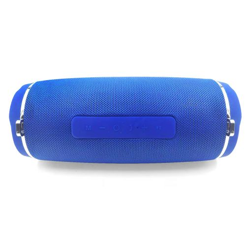 L20 Mini Speaker With Stereo Bass And Microphone Blue