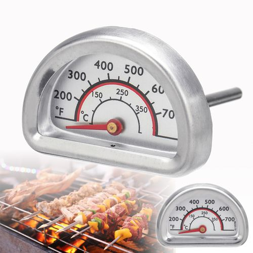 Replacement Thermometer Heat Indicator For Charbroil Grill G516-0008-W1 G351-0076-W1