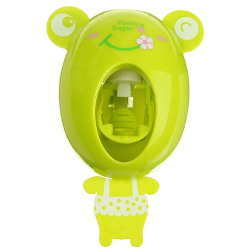 New Automatic Toothpaste Dispenser Child Toothbrush Holder Set