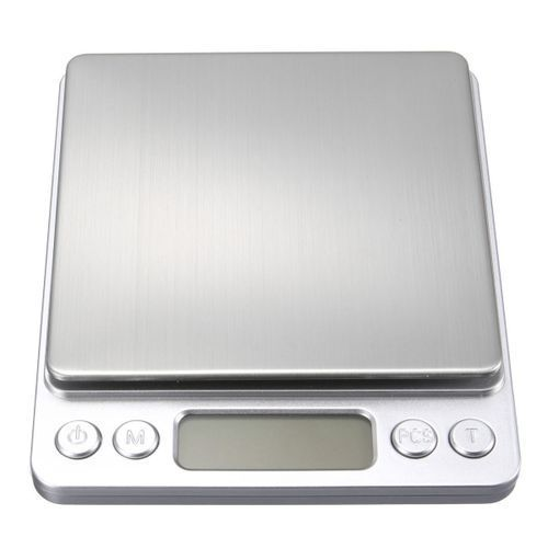 Pocket Digital Jewelry Scale With Salver (500g X 0.01g)