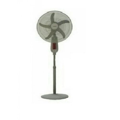 16 Inches Rechargeable Standing Fan With Remote Control USB Port