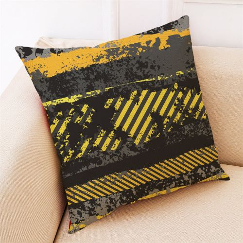 Cushion Cover Impression Life Throw Pillowcase Pillow Covers