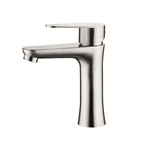 LEDEME Modern Style New Bathroom Basin Faucet Deck Mounted Bath Cold And Hot Water Tap Mixer Multi Color Handle Cover L71002