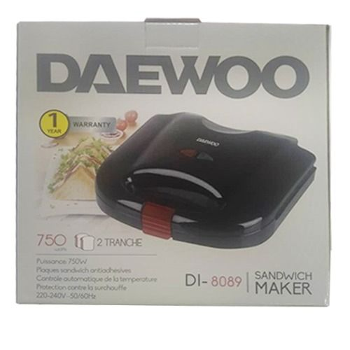Sandwich Toaster DI8089