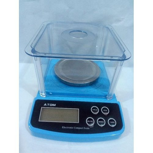DIGITAL Lab Analytical WEIGHING Balance 600 - 500 X 0.01gr Precision Scale Electronic Scale