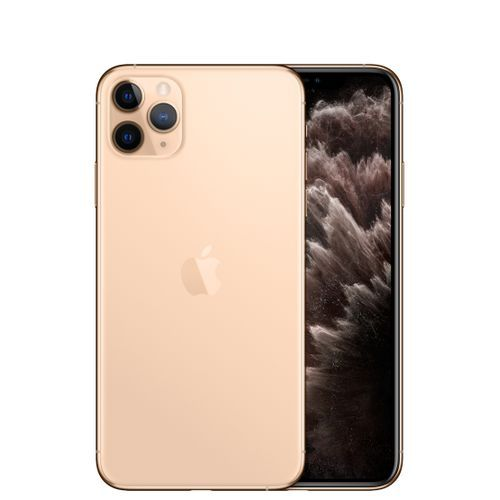IPhone 11 Pro Max 6.5-Inch Super Retina (4GB RAM, 64GB ROM),iOS 13, (12MP+12MP+12MP)+12MP 4G LTE Smartphone