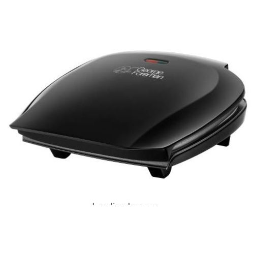 George Foreman 42% Fat Reducing Compact Grill - 2 Portion