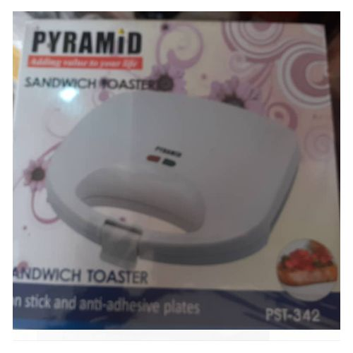 Sandwich Maker/Bread Toaster-black