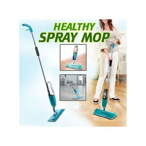 Super 2 In 1 Healthy Spray Mop-and Floor Dryer