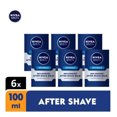 Replenishing After Shave Balm For Men - 100ml (Pack Of 6)