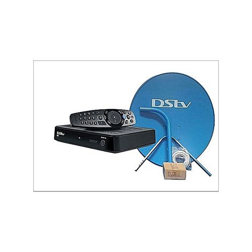 Complete Dstv Zapper5+ 1 Month COMPACT Subscription+25 Meters Cable