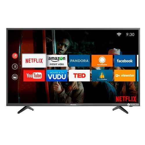 """40"""" Inch Smart Full HD LED TV With 1 Year Warranty"""