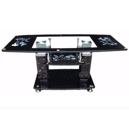 Tempered Glass Center Coffee Table