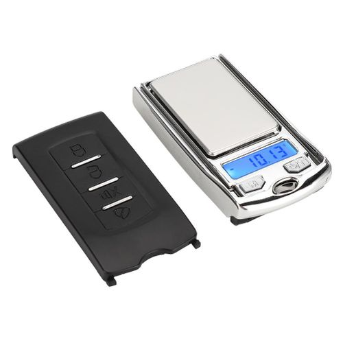 100g/0.01g Household Portable Mini Jewelry Weight Balance Digital Electronic Scale