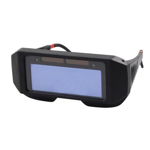 Solar Auto Darkening Welding Goggles Flip Up Glasses