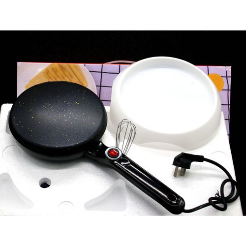 Electric Griddle Pancake Baking Crepe Dessert Maker Pan Pizza Non Stick Machine