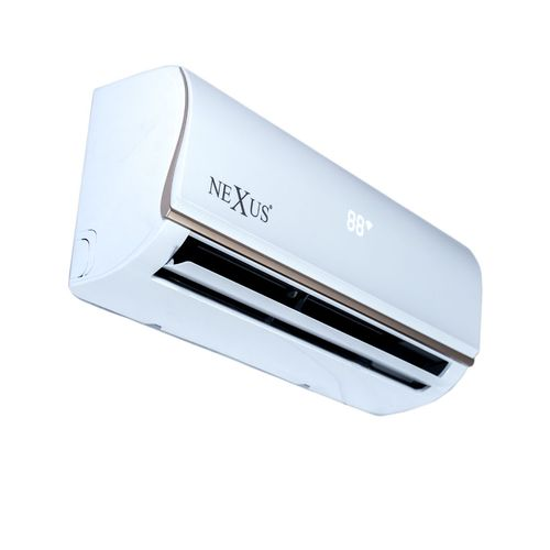 1HP Split Air Conditioner + Installation Kit NX-MSAF9000CR - White