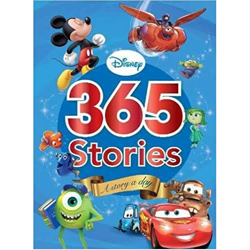 DISNEY 365 STORIES A STORY A DAY