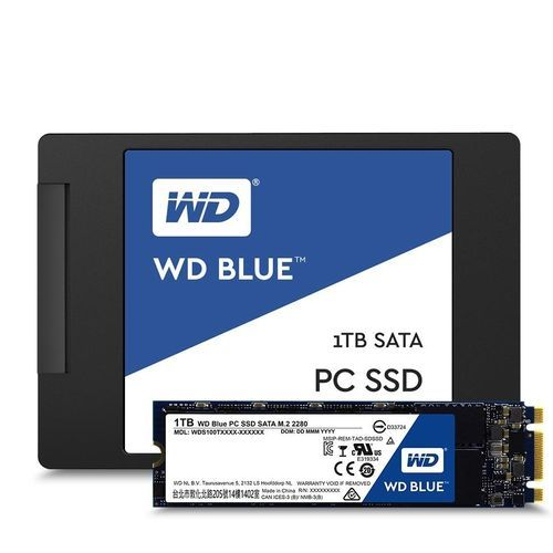 1TB Wireless External Portable SSD