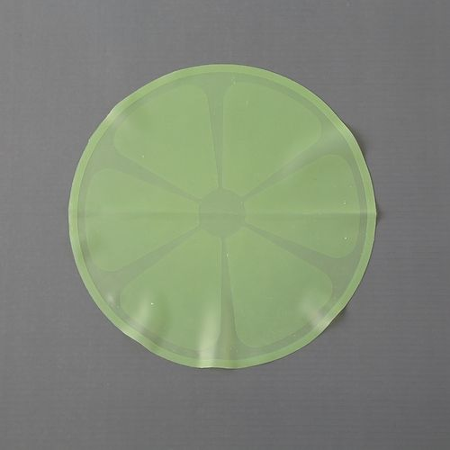 Sealing Cover Plastic Wrap Fruit Shape Green Yellow Microwave Oven Dining Cover Refrigerator Cover Kitchen