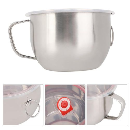 1300ml Stainless Steel Portable Instant Noodle Bowl With Handle And Sealed Lid