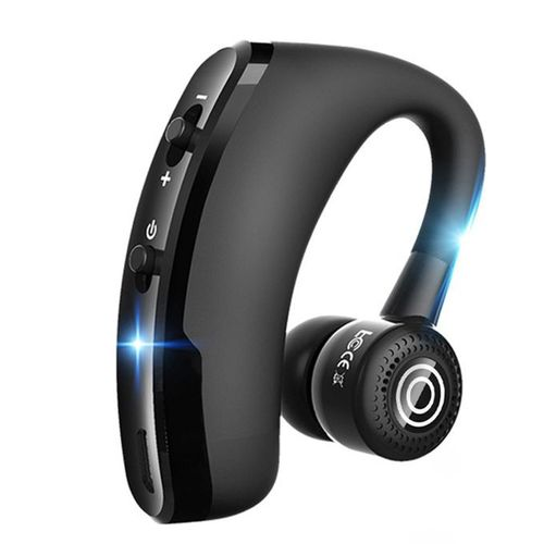 Ear Bluetooth Wireless CSR Noise Cancelling Headset Portable Earphone