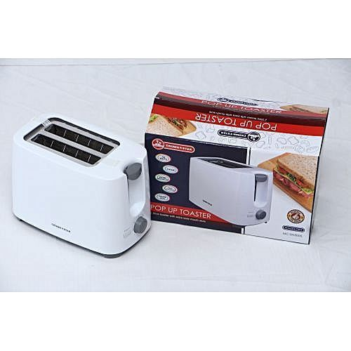 Electric 2 Slice Pop Up Toaster