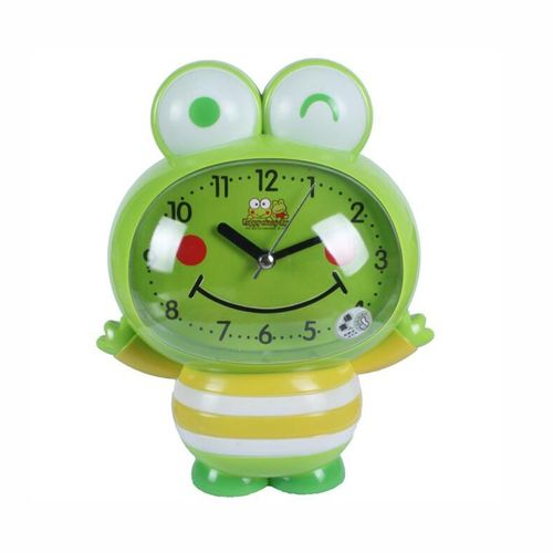 Creative Cat Cartoon Children's Bedside Alarm Clock