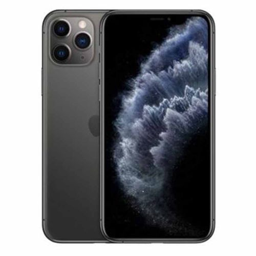 IPhone 11 Pro Max 6.5-Inch (4GB RAM, 512GB ROM ),iOS 13, (12MP+12MP+12MP)+12MP 4G LTE Smartphone - Space Grey