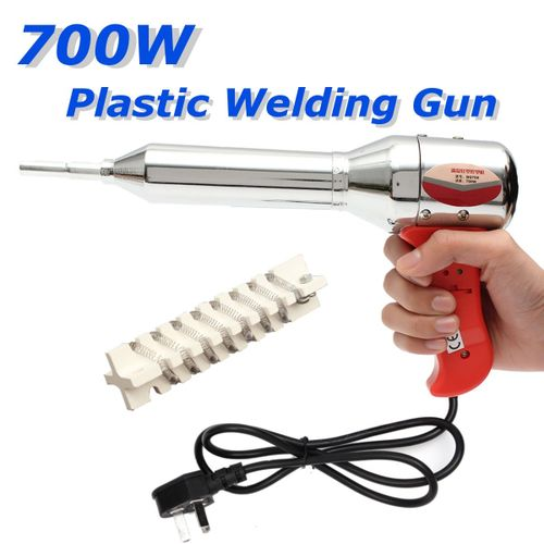 700W Plastic Welding Hot Air Thermostat Welding Plastic Plastic